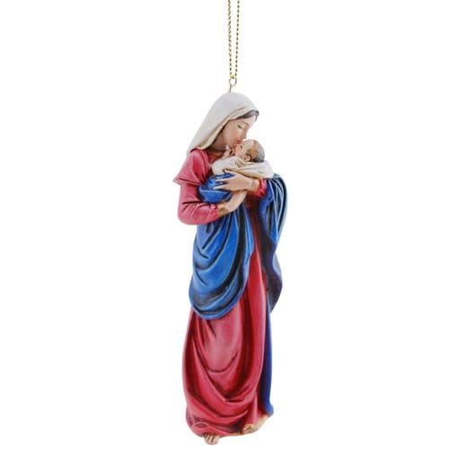 Mother's Kiss Ornament - 5 inch