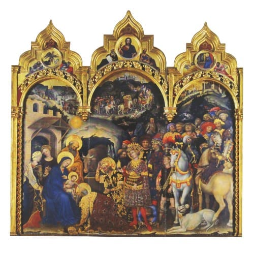 Adoration of the Magi Cards (12 Pack)