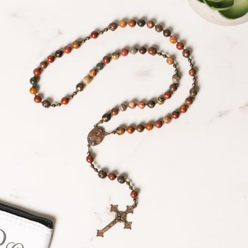 Sacred Heart & Immaculate Heart Rosary