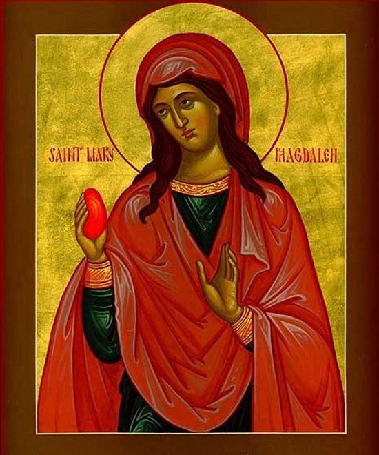 St. Mary Magdalen Icon