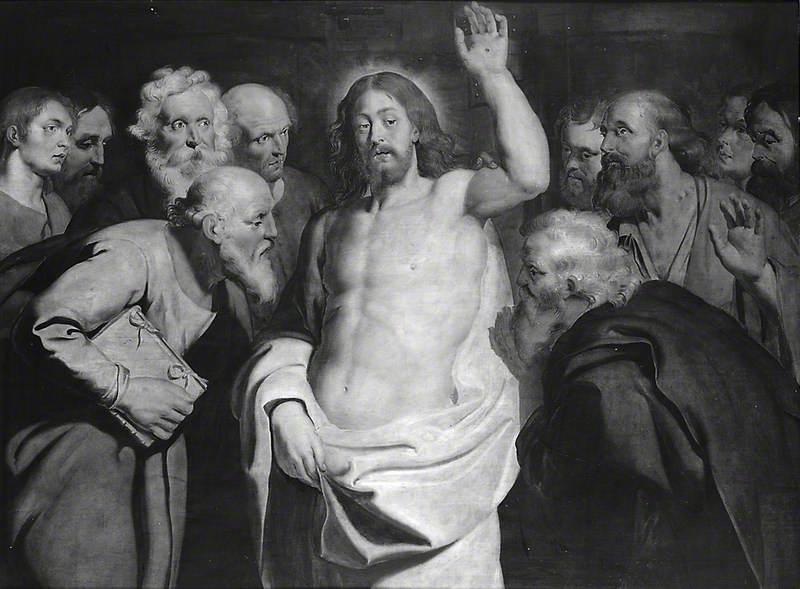 The apostles themselves experienced doubt.
