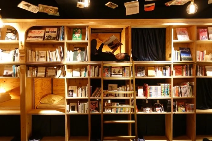 hostel for bookworms | Ummi Goes Where?