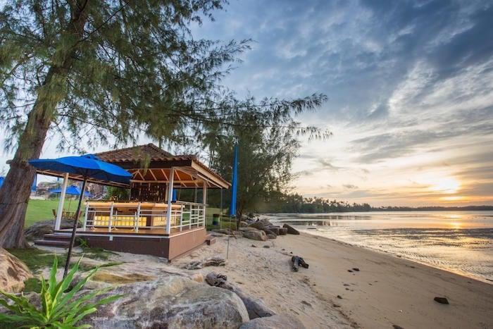 Image result for sunset bar holiday villa pantai indah