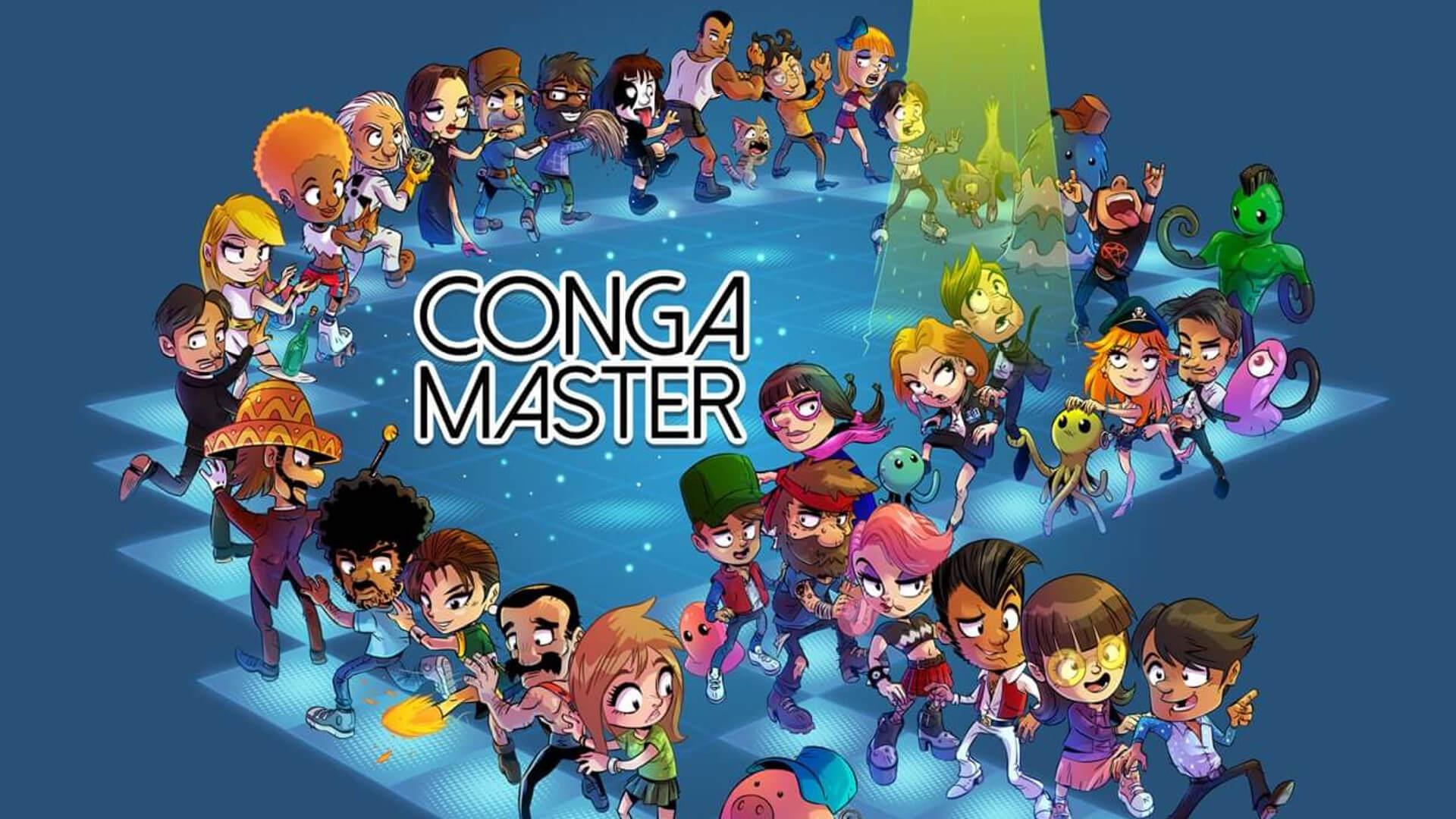 """Résultat de recherche d'images pour """"Conga Master"""""""