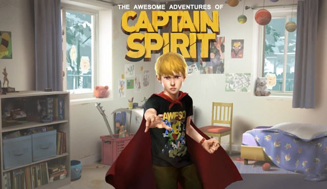 Image result for awesome adventures of captain spirit