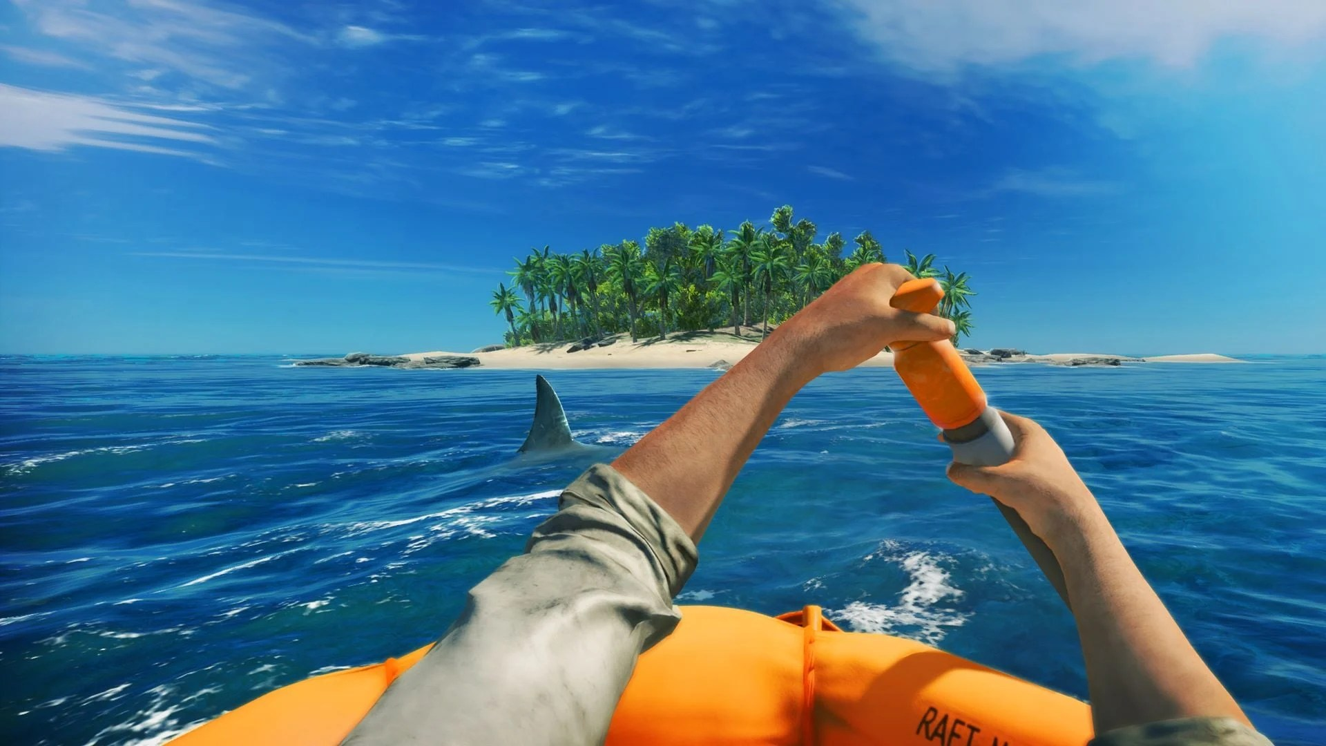 Island Survival Title Stranded Deep Heads To Consoles