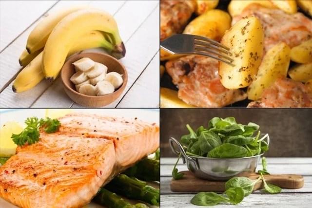Alimentos ricos em vitamina B