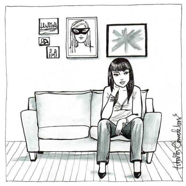 ilustrações-mostram-mulheres-que-moram-sozinhas-5