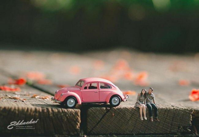 As 10 fotos de casais mais criativas que você vai ver hoje