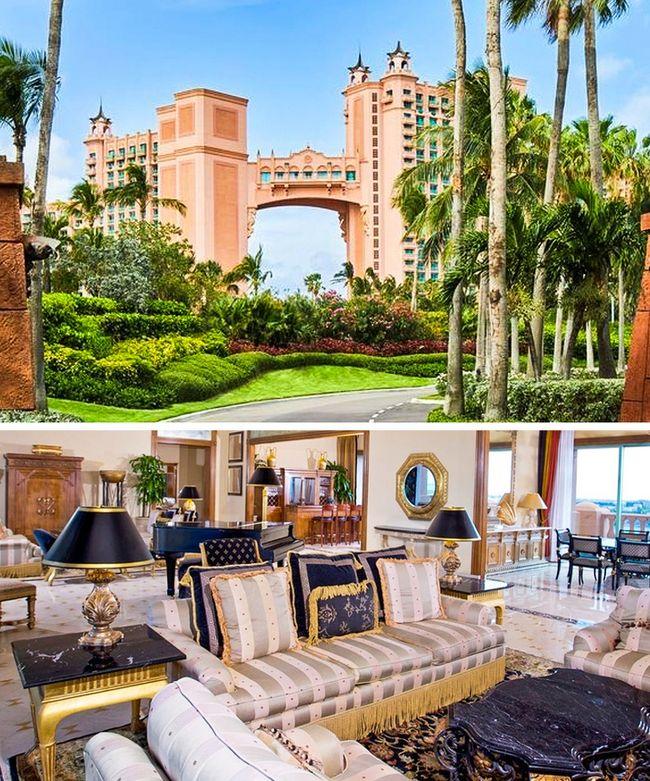 17 serviços luxuosos de hotéis que qualquer um gostaria de experimentar
