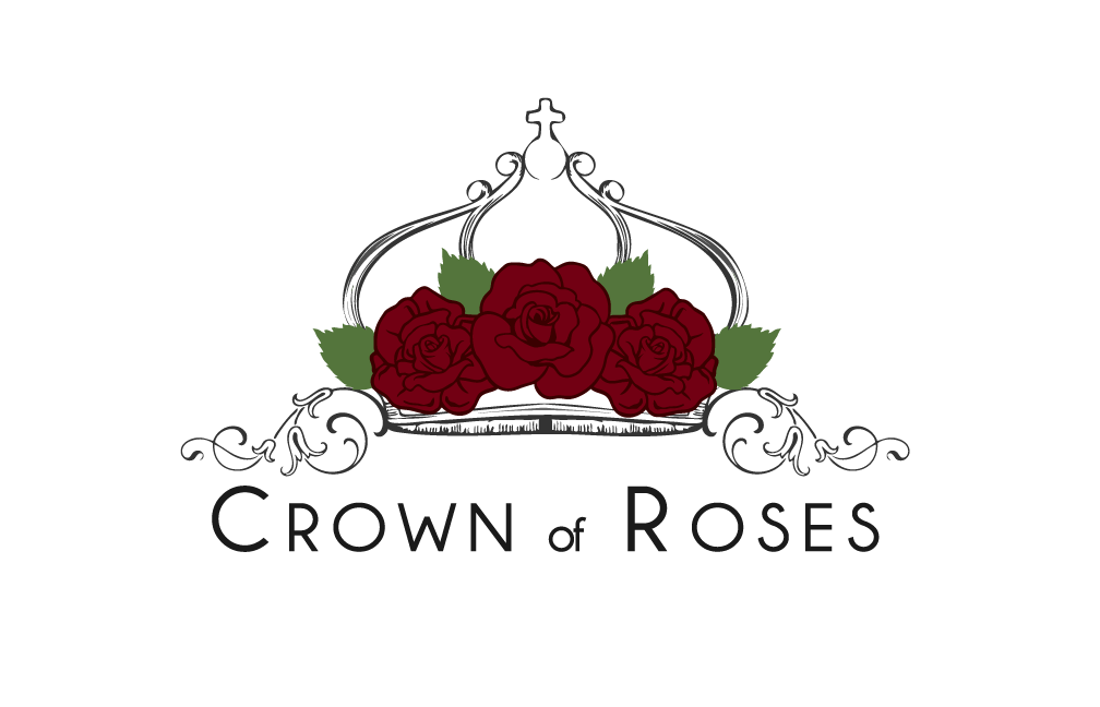Image result for image of a crown of roses
