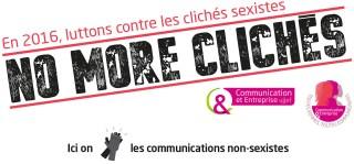 no more clichés