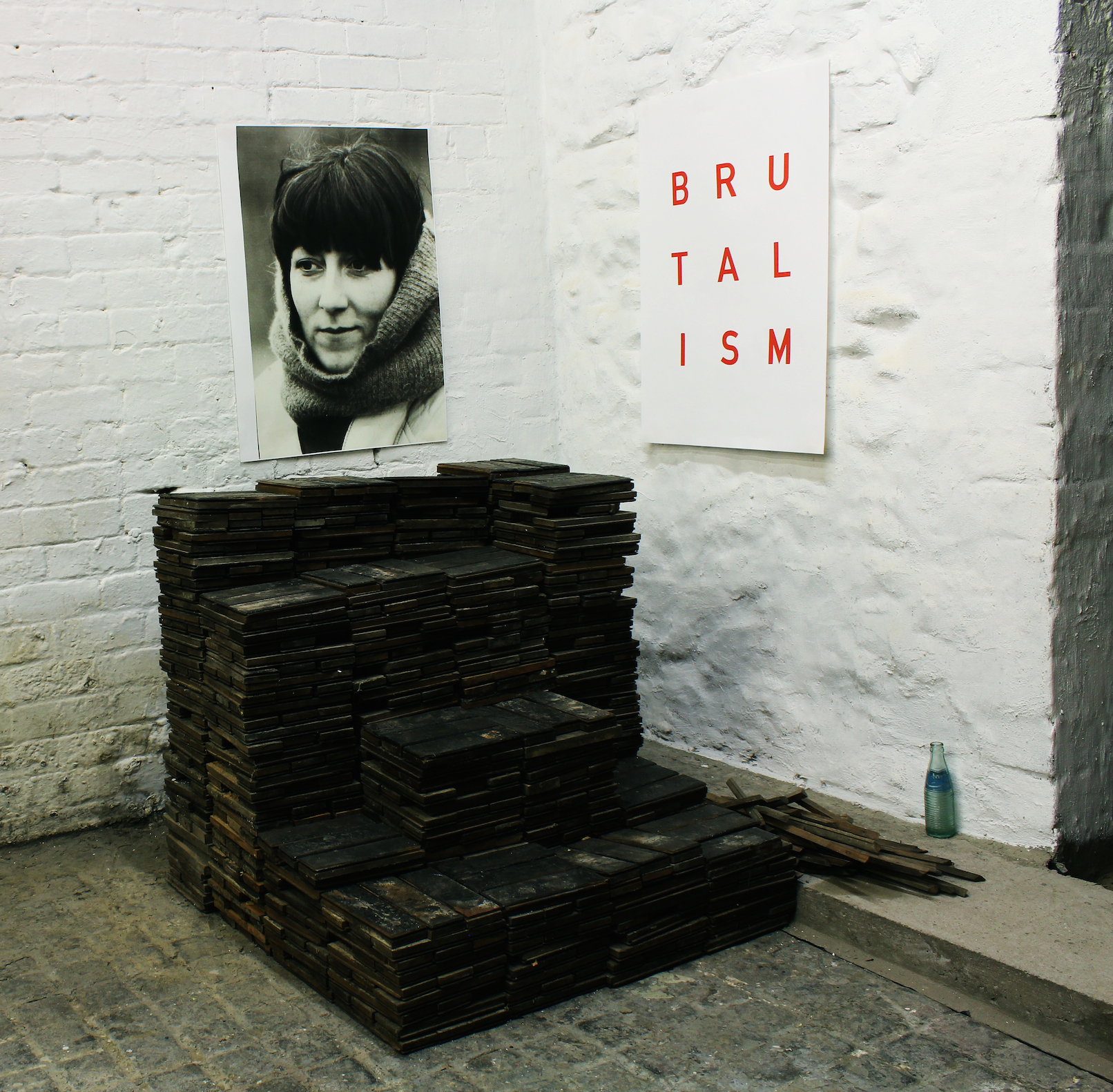 Image result for Idles - Brutalism