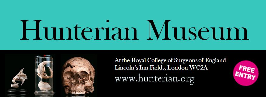 Image result for hunterian museum logo