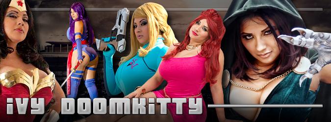 Five Favorite Ivy Doomkitty Movie Cosplays (1/6)