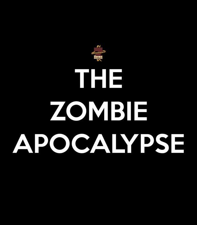 The Zombie Apocalypse Logo