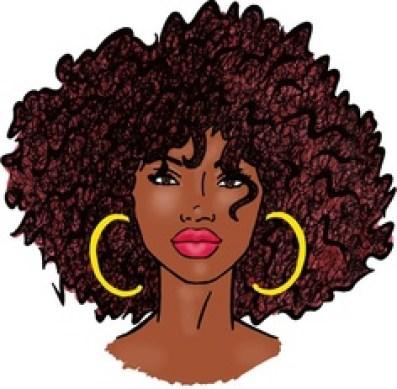 Tendril Tuesday team natural-natural hair-flat iron-curls-reeseandcoco