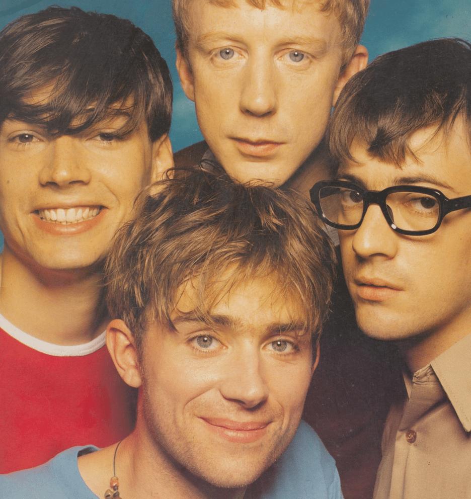 Image result for blur 1991