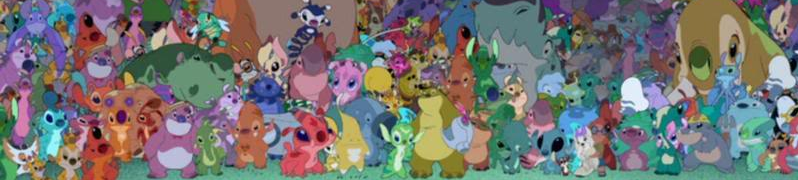 Lilo And Stitch Cousins List
