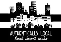 Authentically Local