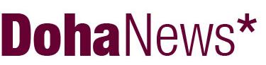 Image result for Doha News, logo
