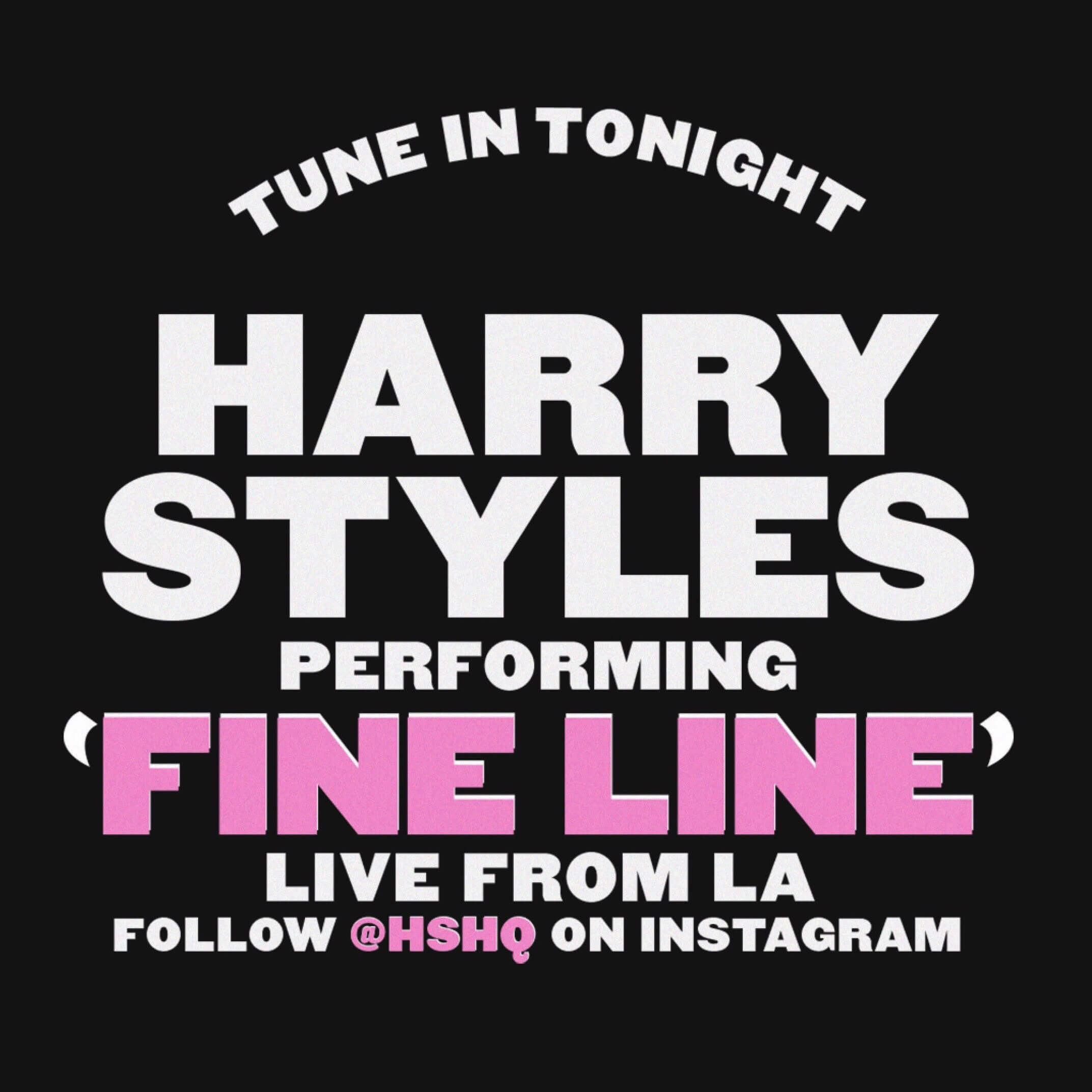 harry styles official website