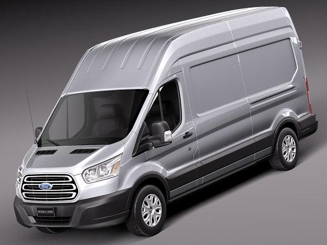 Ford Transit Haute Van 2014