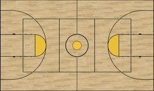 Texture Other Gym Basketball Floor