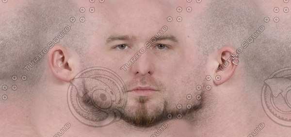 Texture Other Face Texture Bald