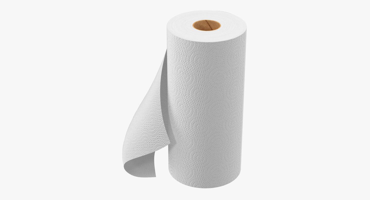 Napkin Dispenser Roll