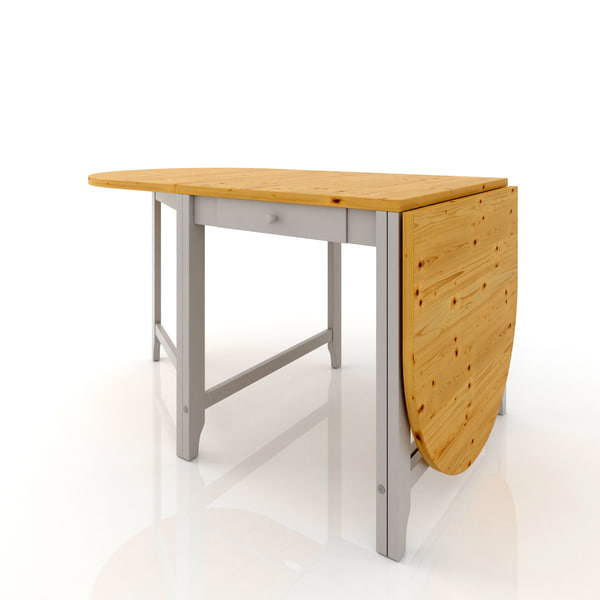 ikea gamlebi folding table