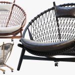 Pp130 Circle Chair 3 Options