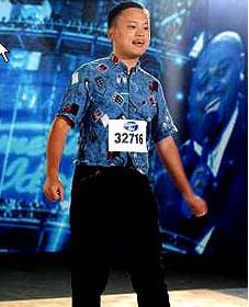 talented God talent Matthew American Idol William Hung