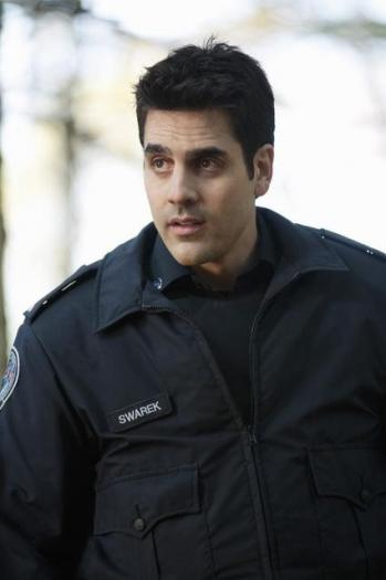 Commanding Officer has commanded my attention! (Rookie Blue) (4/6)
