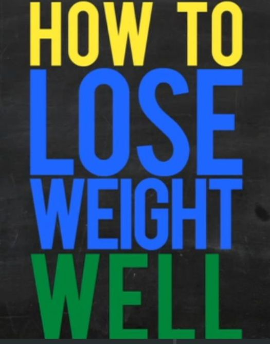 How to Lose Weight Well | TVmaze