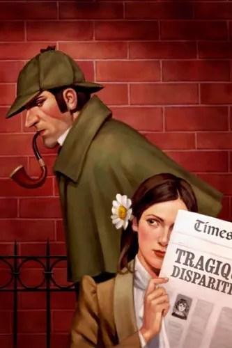 Enola Holmes Literature TV Tropes