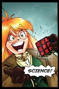 Image result for Girl Genius