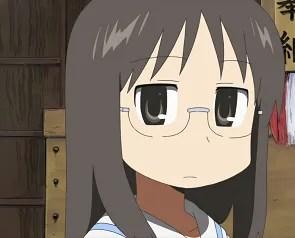 Nichijou Characters TV Tropes