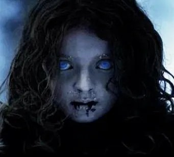 occult blue eyes tv tropes