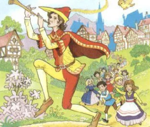 Advertisement The Pied Piper Of Hamelin