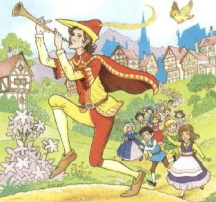 Advertisement The Pied Piper
