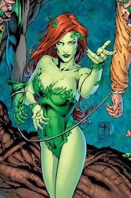 Image result for poison ivy character