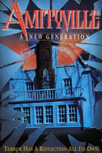 Image result for amityville a new generation poster