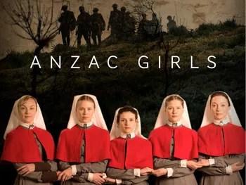 ANZAC Girls (Series) - TV Tropes