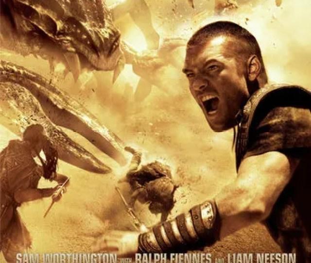 Film Clash Of The Titans 2010