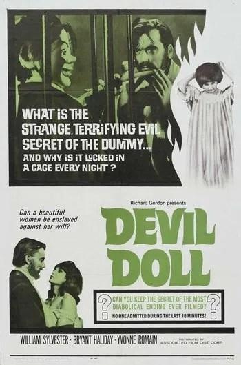 Devil Doll (Film) - TV Tropes