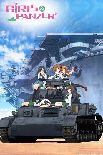 Girls Und Panzer Anime Tv Tropes