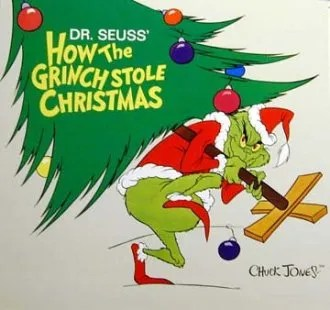 Image result for grinch stole christmas