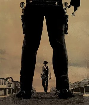 Image result for western shootout