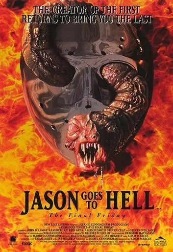 Image result for jason goes to hell: the final friday